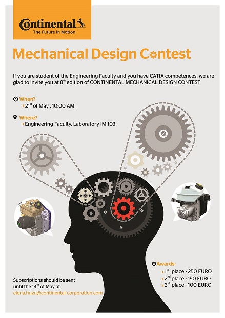 CONTI MECHANICAL DESIGN CONTEST