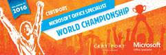 Microsoft Office Specialist World Championship 2016