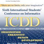 afis sesiune comunicari stiintifice a studentilor, ULBSIBIU