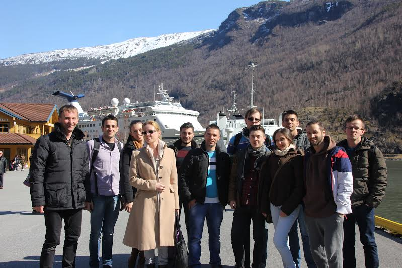 Internship In Norvegia