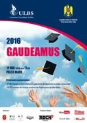 GAUDEAMUS – Sărbătoarea Absolvenților 2016