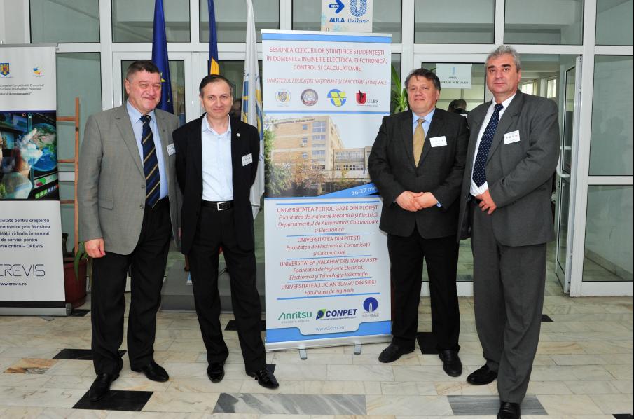 Conferința Națională Ştiinţifică Studenţească în Inginerie De La Ploiești