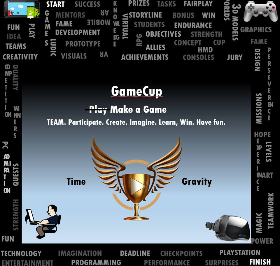 GameCup 1.0 – Concurs De Game Development