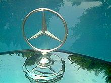 220px Znaczek Mercedesa
