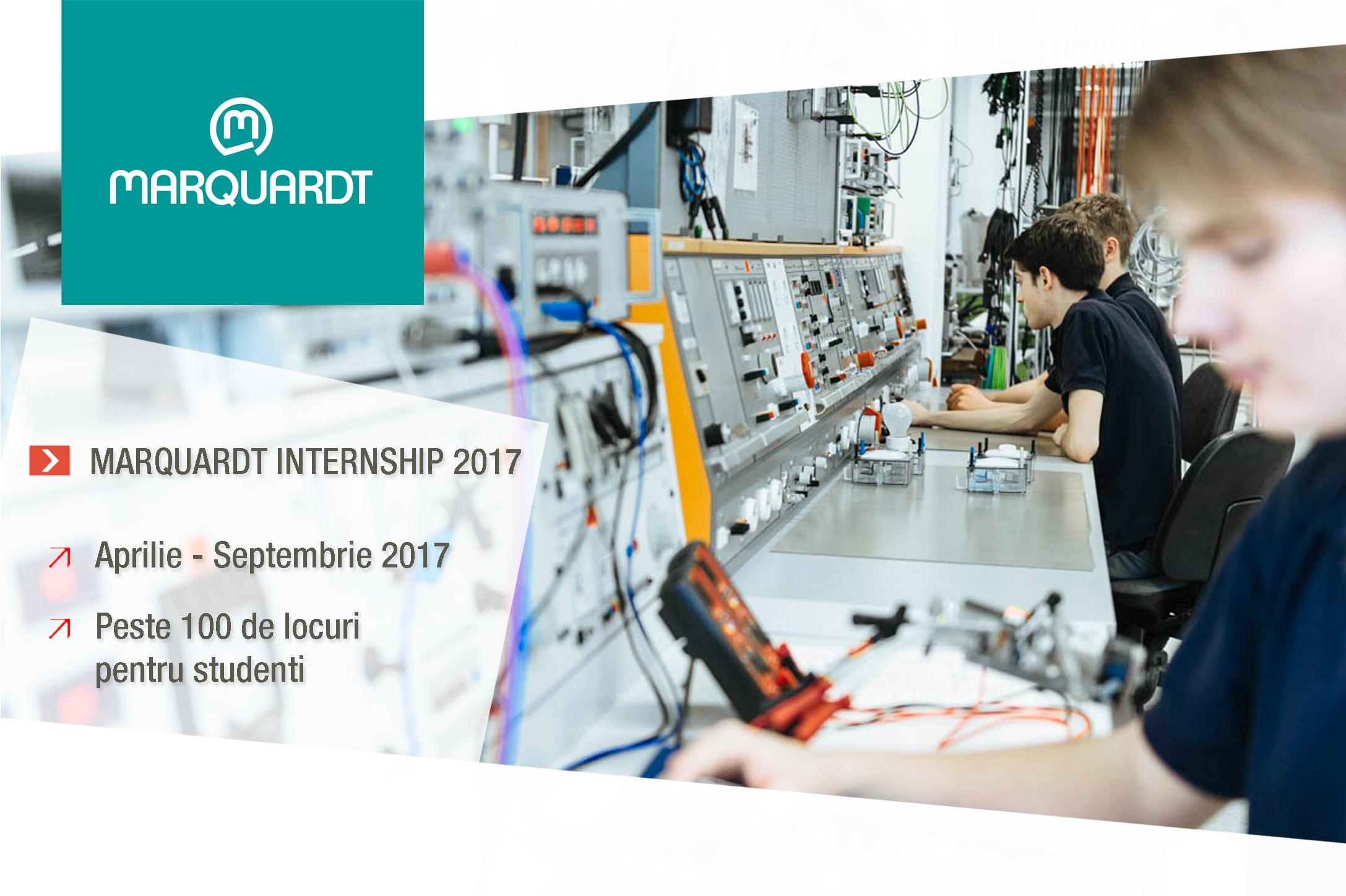 Internship La Marquardt 2017