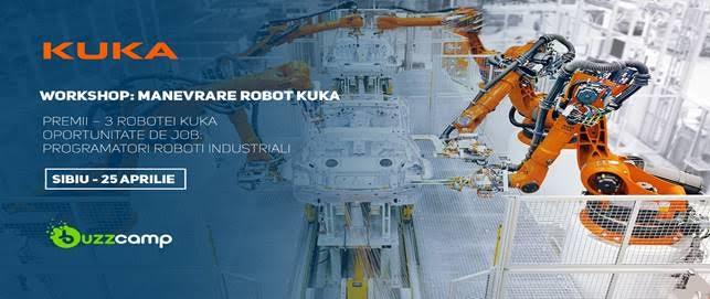 Compania KUKA își Mărește Echipa De Programatori De Roboți Industriali