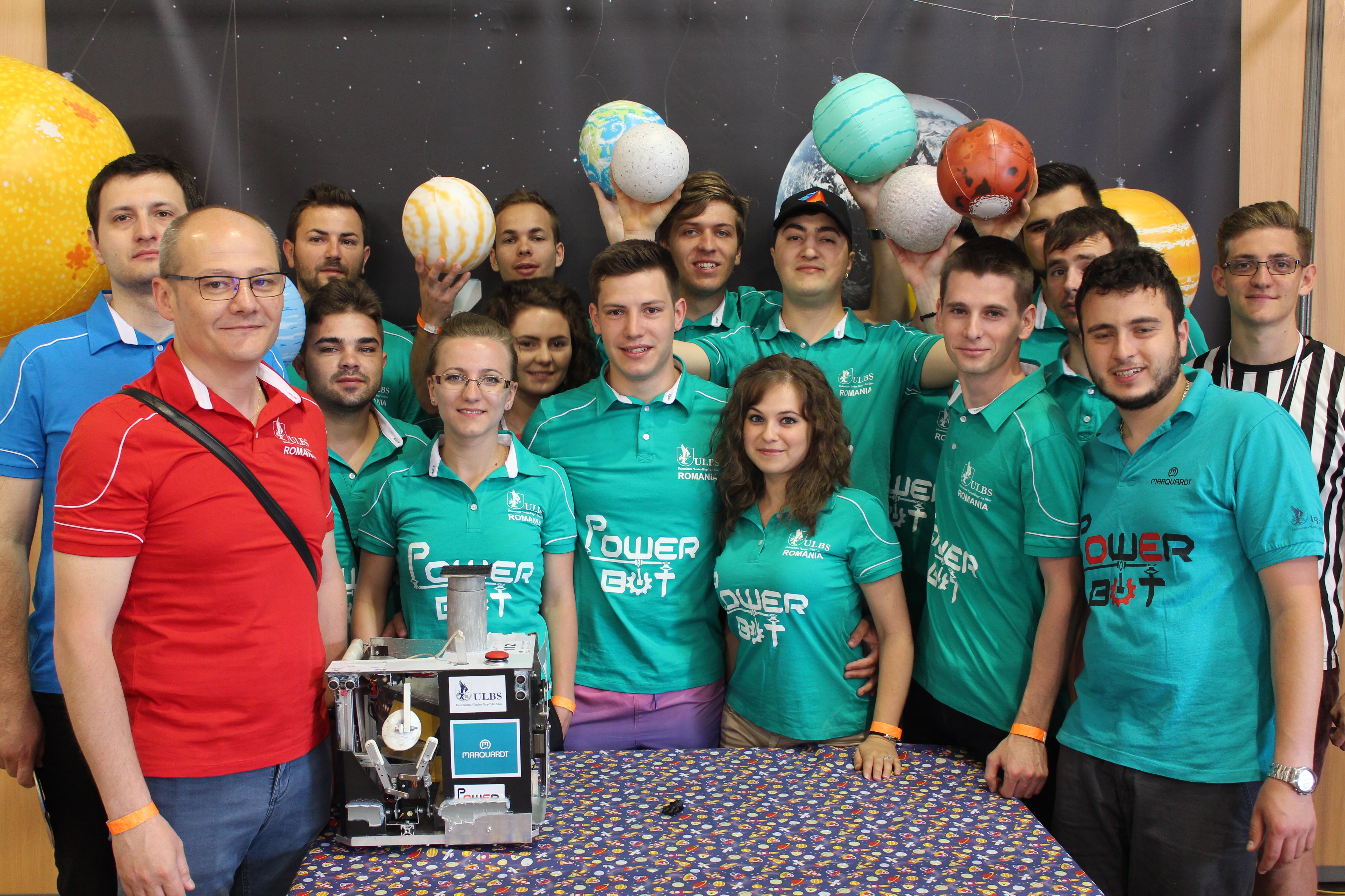 Concursul Internațional De Robotică – EUROBOT 2017