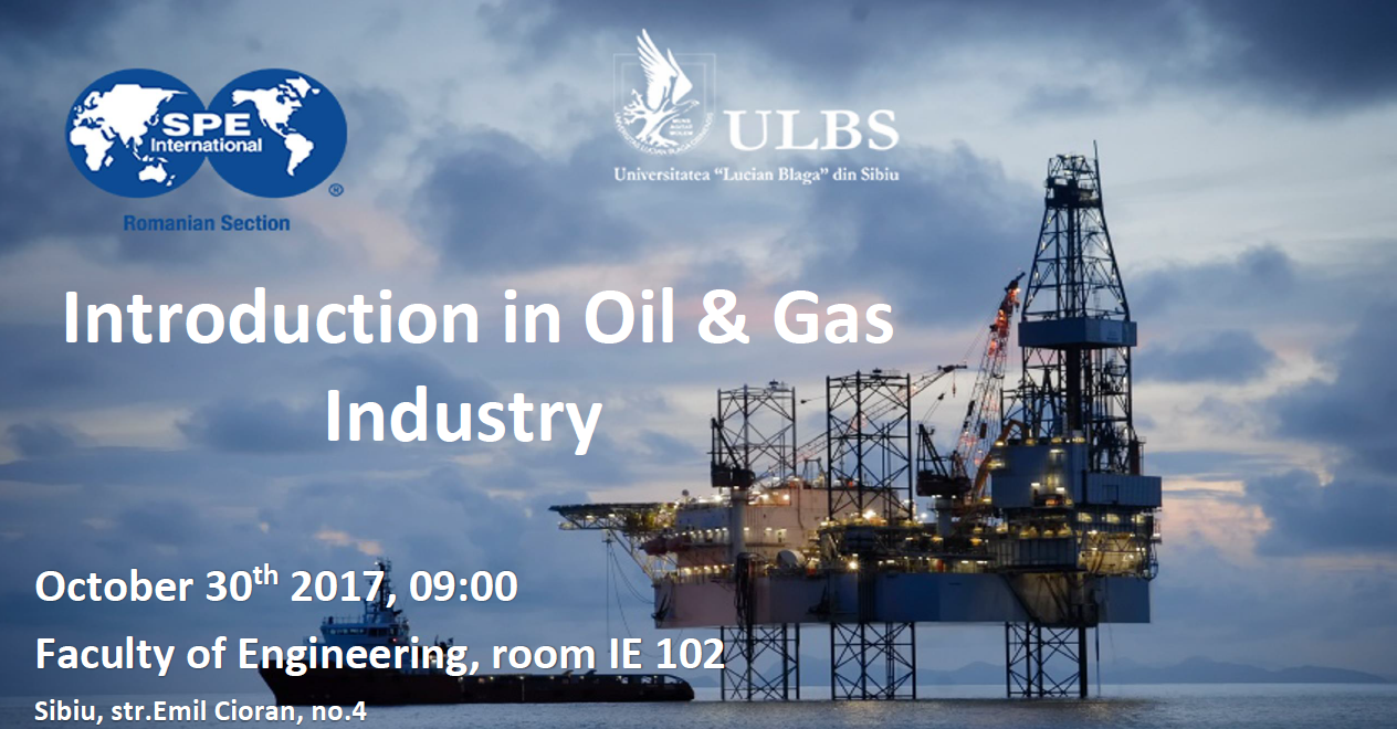 Introduction In Oil & Gas Industry