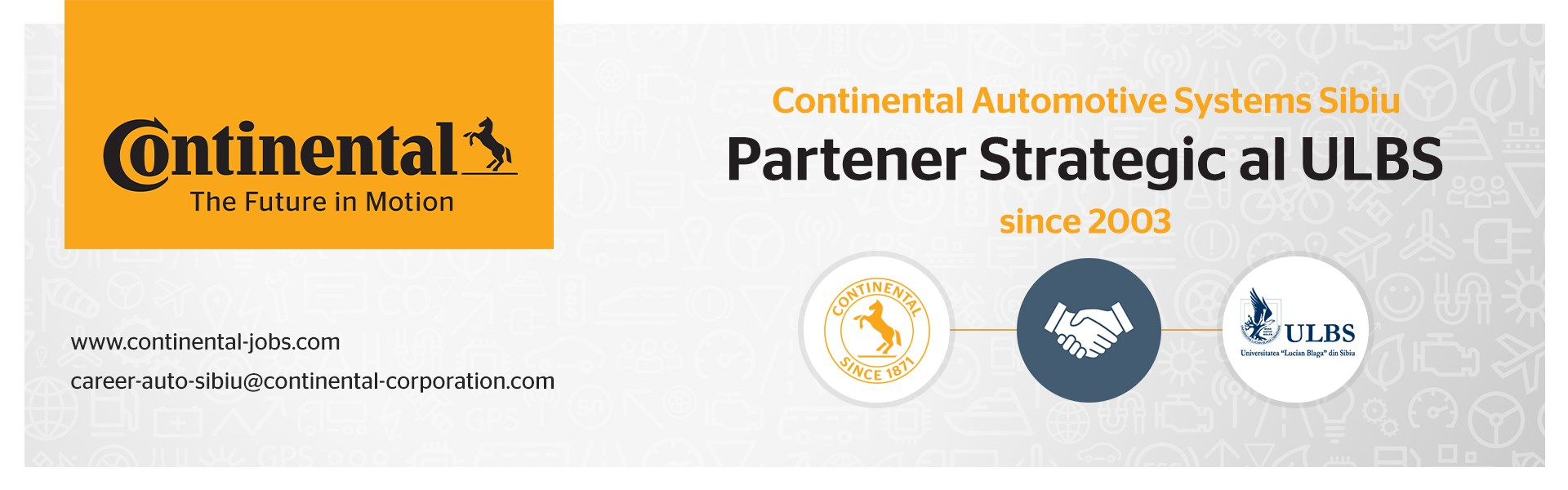 Mesajul Domnului Oswald Kolb – General Manager Al Continental Automotive Systems Sibiu
