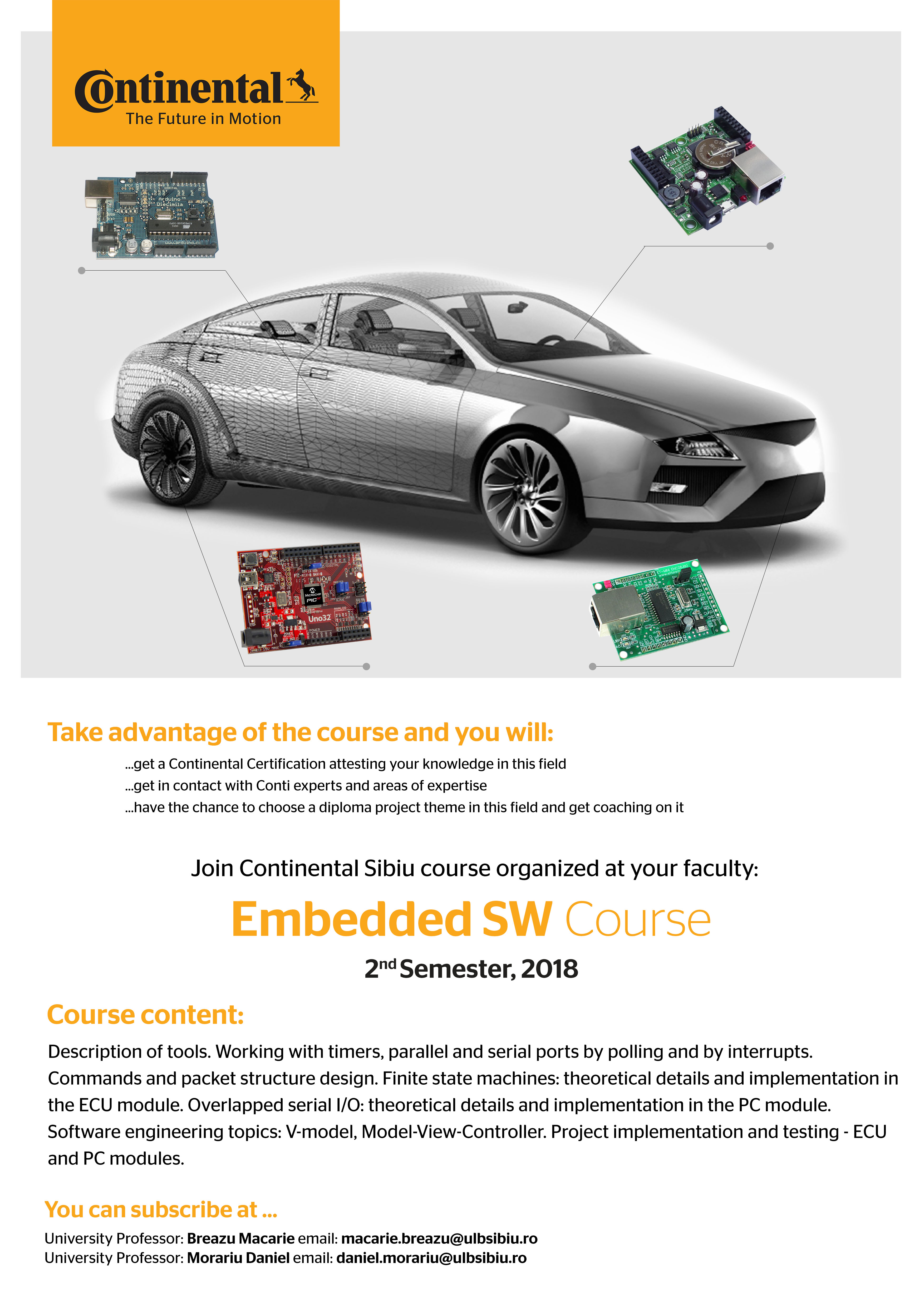 Embedded SW Course