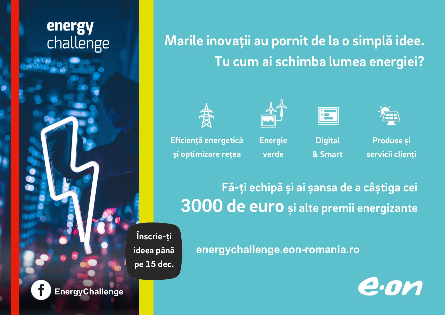 Energy Challenge -ediția A V-a