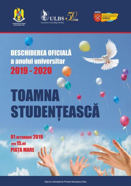 ToamnaStudenteasca 2019