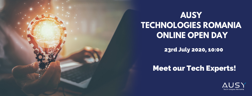 Online Open Day – Ausy Technologies Romania