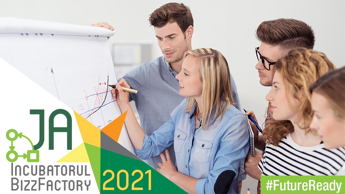 Proiectul Internațional De Antreprenoriat JA 2021