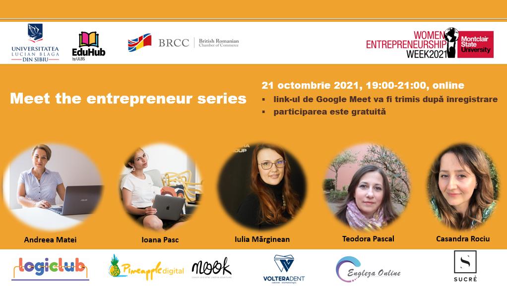 Meet The Entrepreneur